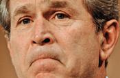 George Bush...DDB ad for Philips