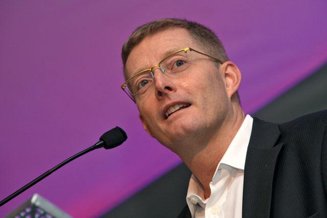 Chris Burggraeve: Anheuser-Busch InBev's global marketing chief leaves brewer