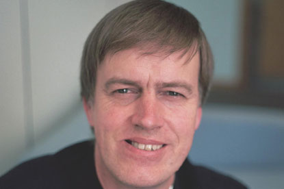 Stephen Timms...appointed to the Government's digital brief