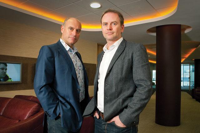 Daglish, Williams - leading ITV sales