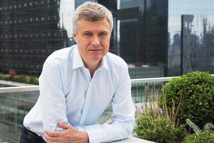 Read: joint chief operating officer at WPP
