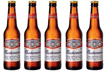 Budweiser...Deutsch forced off account