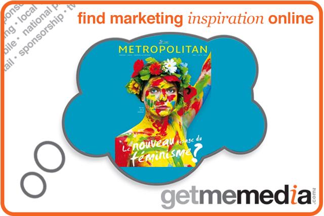 Idea of the week: Reach AB professionals with the Eurostar Metropolitan Magazine