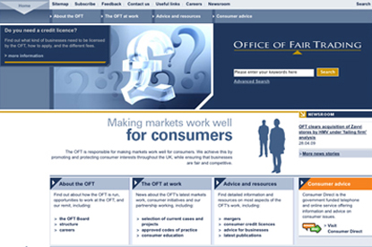 Office of Fair Trading…delay over CRR review