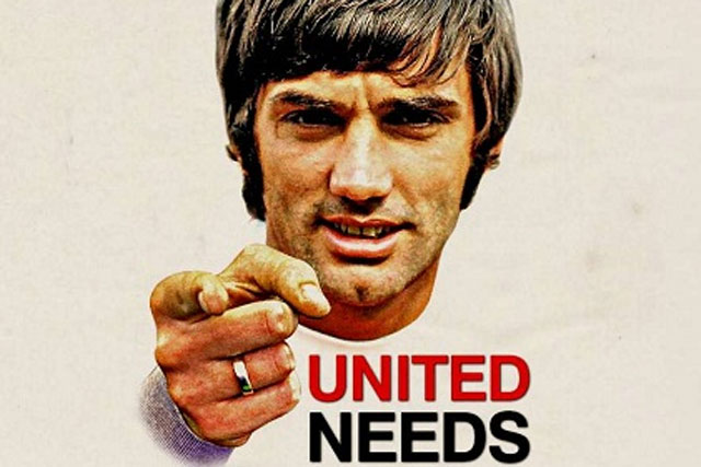 The Manchester United Supporters Trust (Must): launches George Best campaign