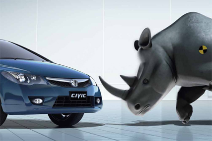 Honda: enlists Stephen Fry for Australian campaign