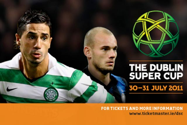 Dublin Super Cup: Sky Sports and Endemol Sport agree three-year deal