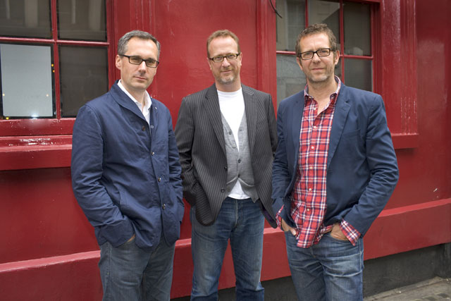 The new BETC London team