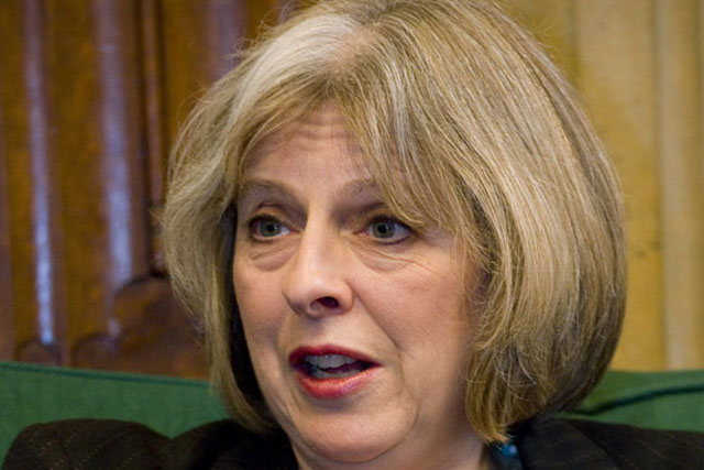 Theresa May: internet usage proposals reportedly rejected by Google and Facebook