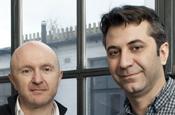 Start-up...Logan Wilmont and Domenico Vitale