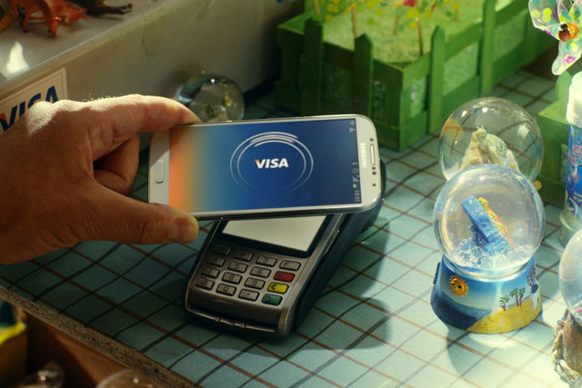 Visa: latest Flow Faster ad focuses on brand's various payment technologies