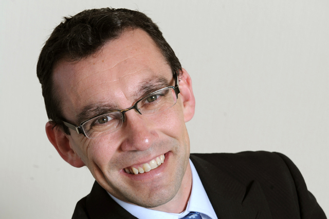 Chris McDonough joined Asda as marketing director on 7 May