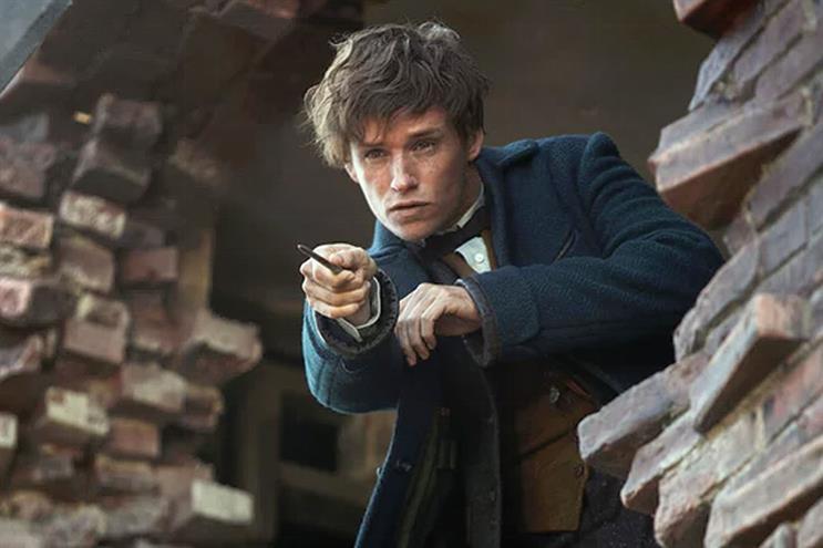 Fantastic Beasts leads the way for innovative multiplatform storytelling