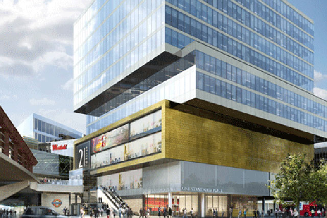 Westfield Stratford City: an impression of the shopping centre that opens next month