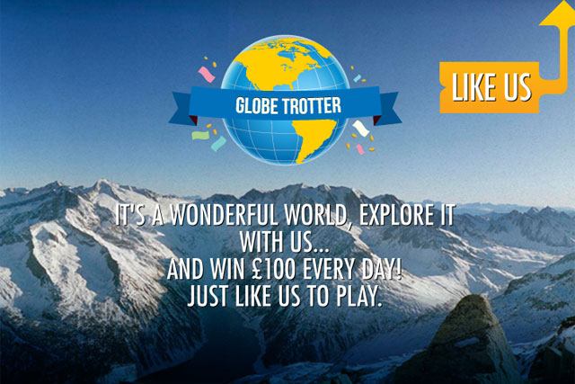 Thomas Cook: Globe Trotter Facebook game
