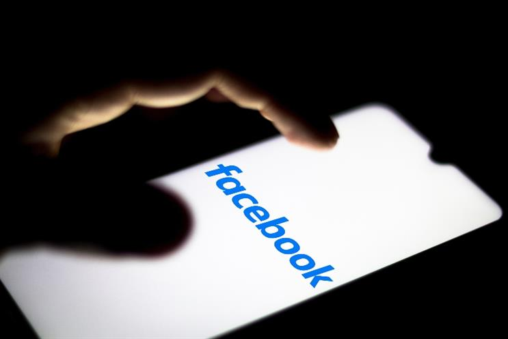 Facebook: content deletion down year on year