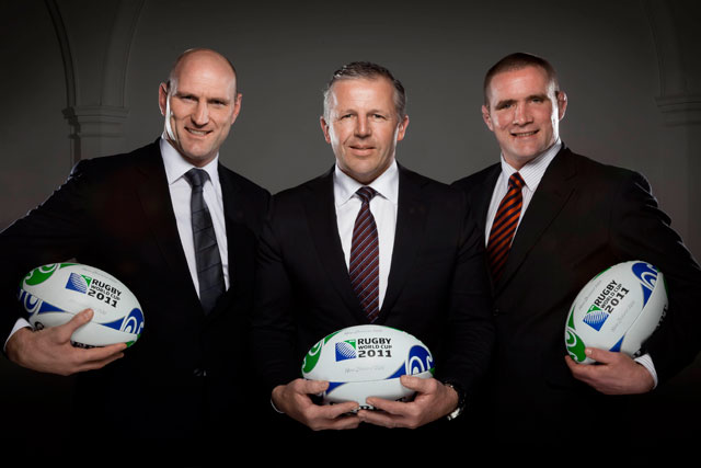 Dallaglio, Fitzpatrick, Vickery... ITV Rugby World Cup hosts