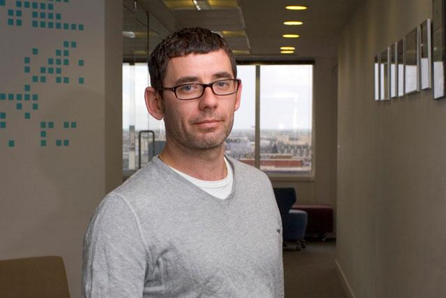 Robert Horler: Aegis Media's chief executive