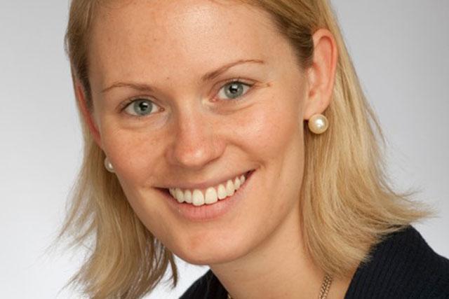 Anita Kinniburgh: joins Global Ethics as marketing manager