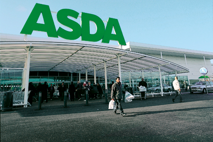 Asda: has introduced a minimum price on alcohol
