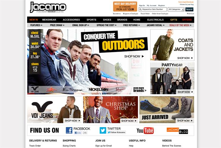 McCann picks up Jacamo business