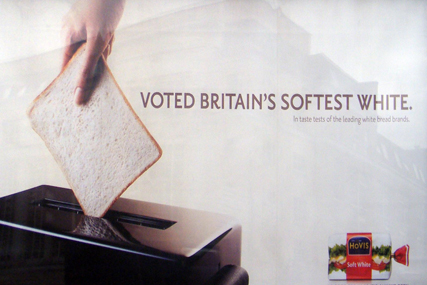 Hovis: ad's claim attracted complaints