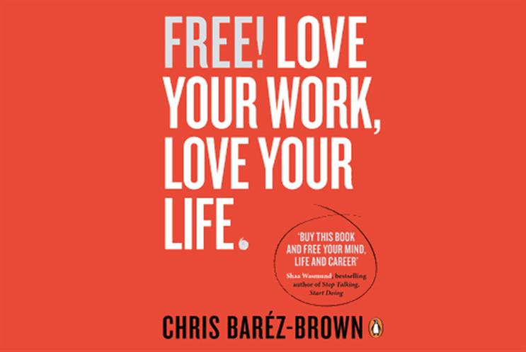 Free! Love Your Work, Love Your Life by Chris Baréz-Brown