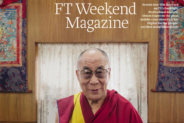 Financial Times: seeks agency to promote FT Weekend subscriptions (photo: Adeel Halim)