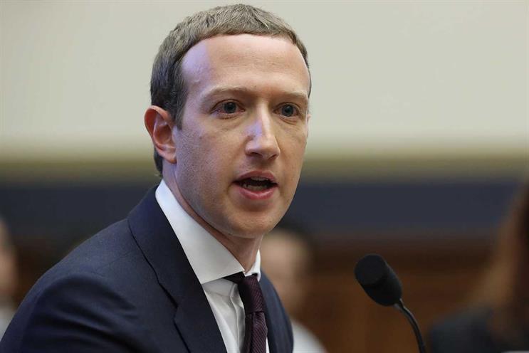 Zuckerberg: joined meeting this week alongside Sandberg and Everson