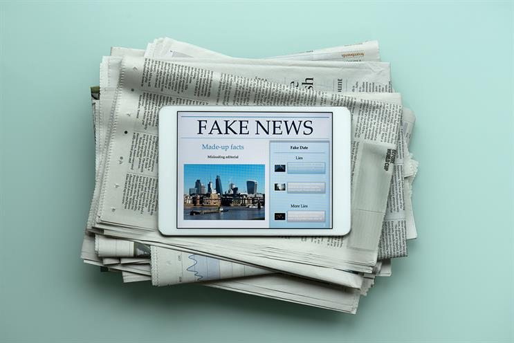 Advertisers are unwittingly funding misinformation websites