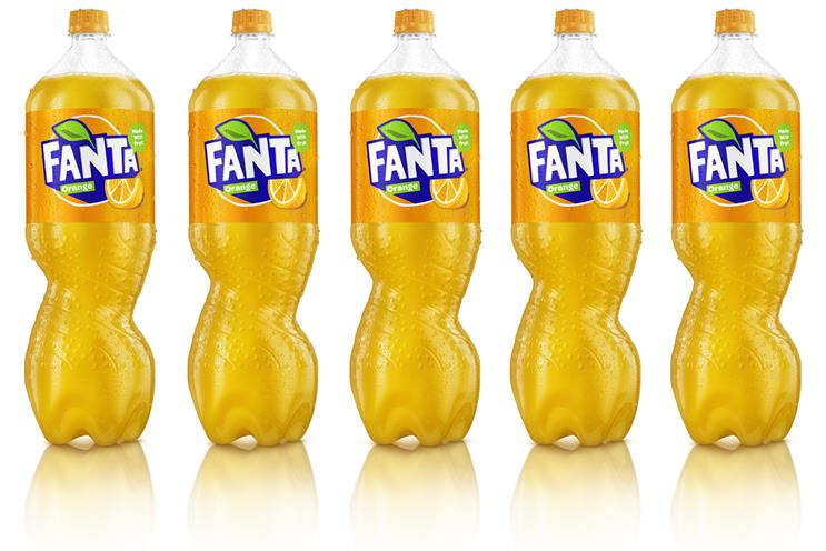 Fanta: bottle is industry first
