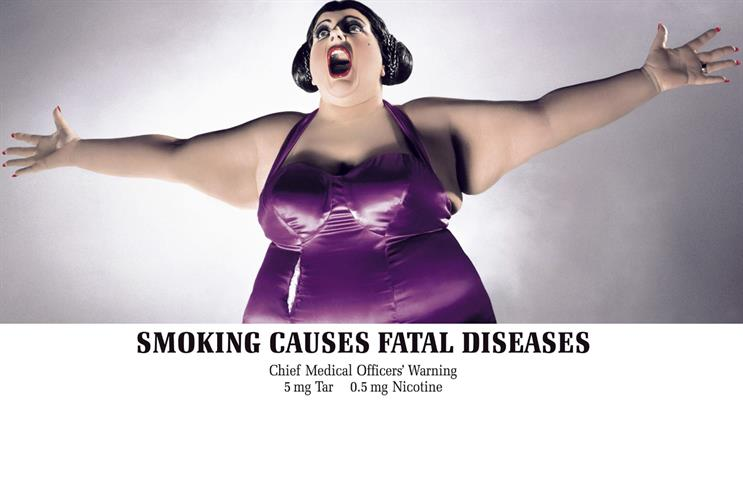 No 75:  Adland's last cigarette (the fat lady sings)