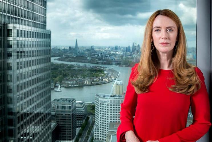 Why HSBC's marketing chief is taking the banking brand back to the
