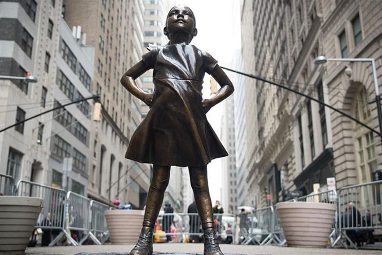 Fearless Girl by McCann New York