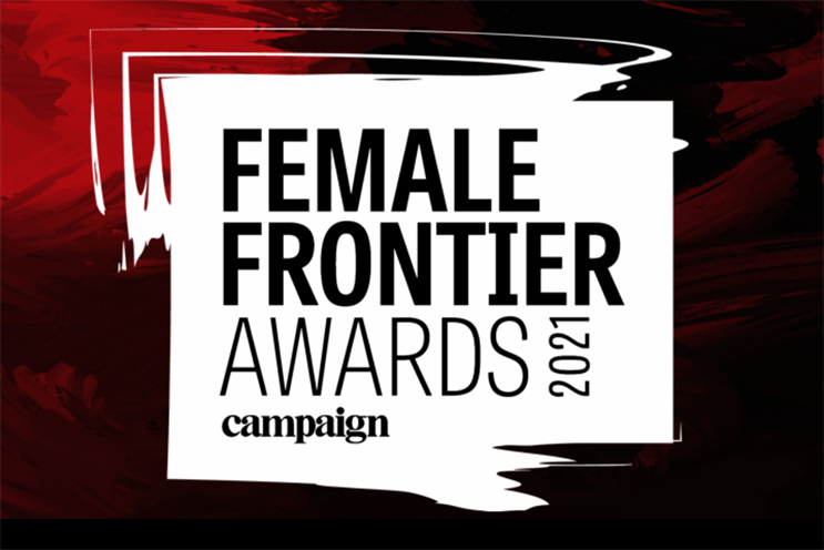 Female Frontiers: virtual ceremony will take place on 25 February