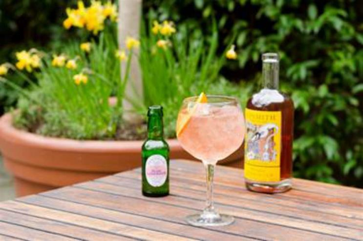 Fentimans: desvising a Wimbledon-themed pop-up experience