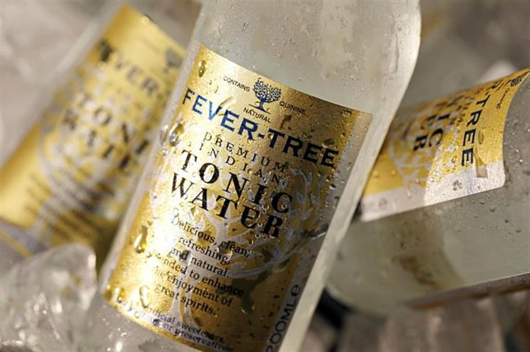 Fever-Tree: sales lost fizz over Christmas