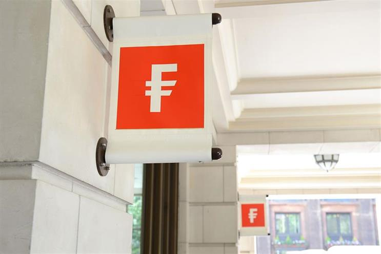 Fidelity: Grey London has been named as its lead marketing agency