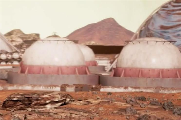 "Lockheed Martin's ""Field trip to Mars"""