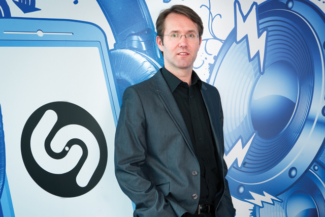 Andrew Fisher: executive chair of Shazam