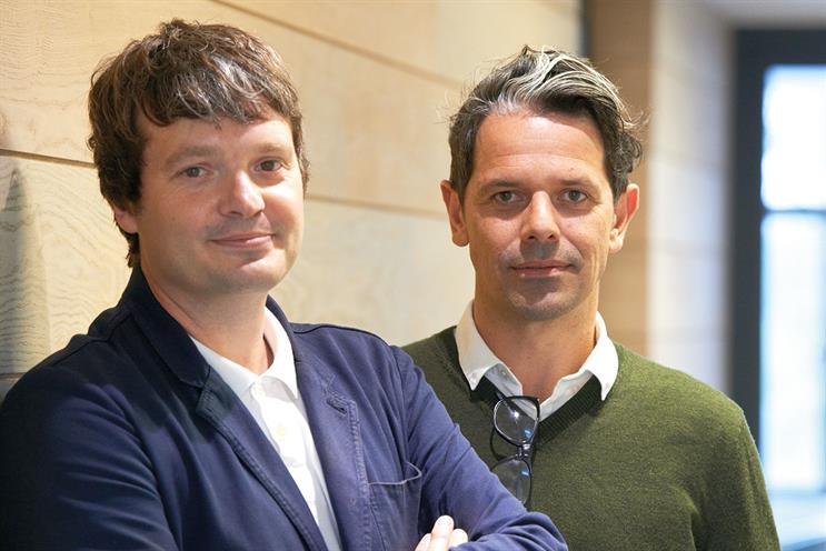 Fletcher (left) and Iles will oversee creative department
