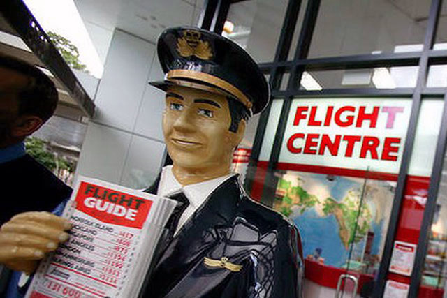 Flight Centre: appoints Arena to its media planning and buying business