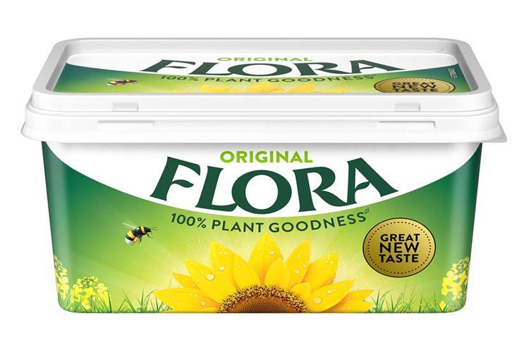 Flora: Upfield brand