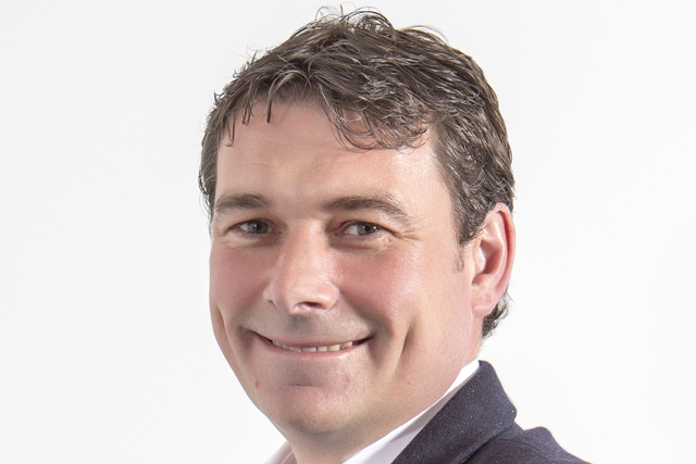 Martin Smith: becomes Flybe's marketing director