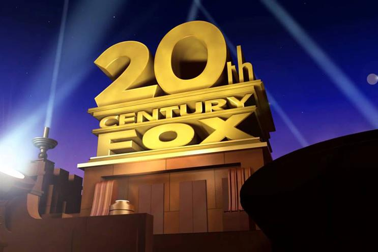 20th Century Fox: Rapport will handle out-of-home planning and buying