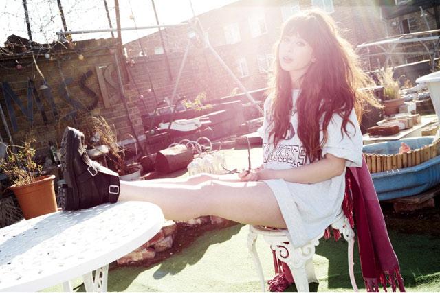 Foxes: singer-songwriter to perform in Vevo's Schwarzkopf-sponsroed Lift series