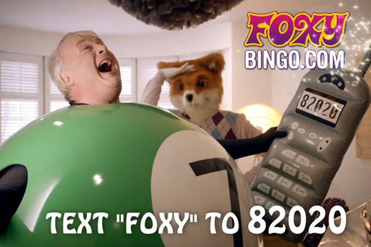 Foxy Bingo: the media account leaves Concord