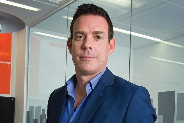 Frampton named UK CEO of Havas Media Group