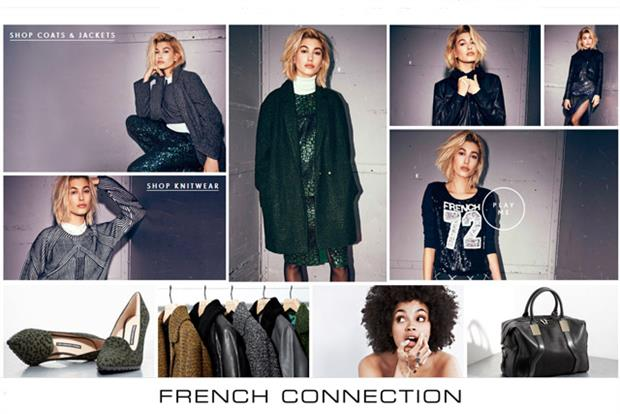 French Connection: to close eight stores, including Regent Street shop
