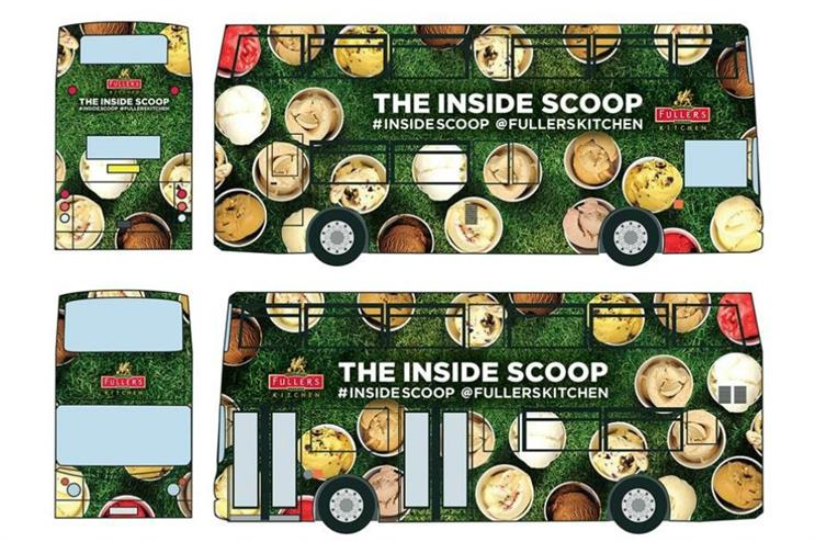 Fuller's to launch Ice Cream Bus in London